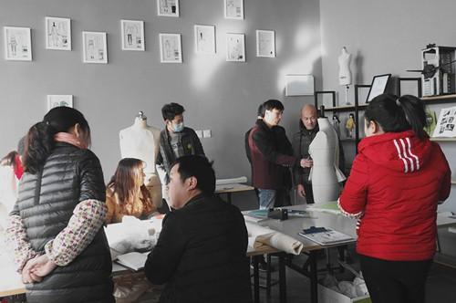 上海婚纱立裁制版制作培训