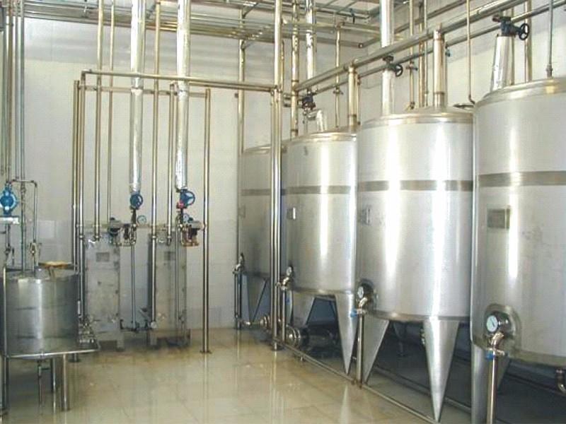 全自动CIP清洗系统|环保设备-肇庆市新大力设备制造安装有限公司