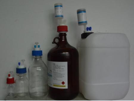 液相色谱试剂密封进行系统