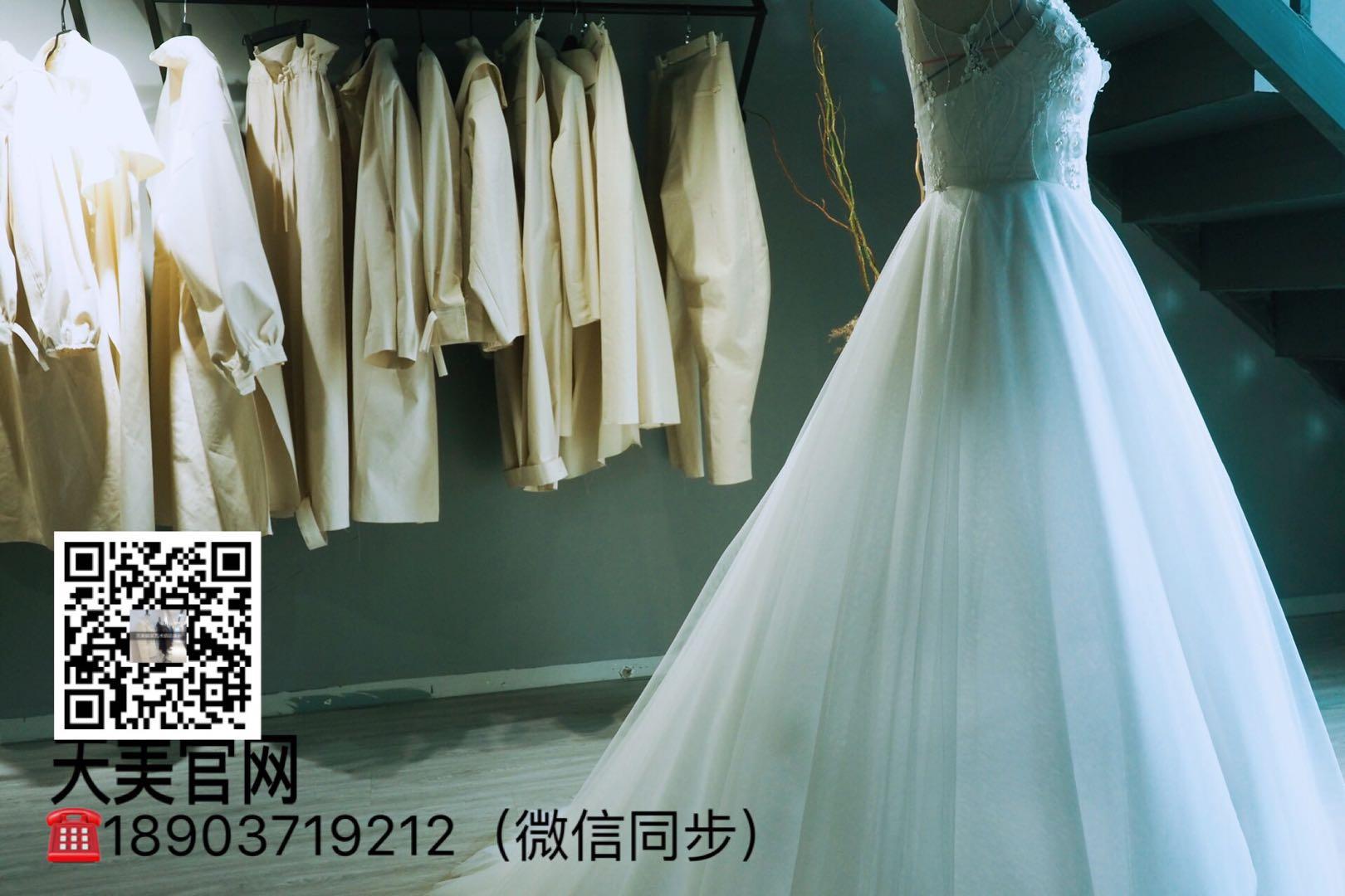 广州婚纱定制培训