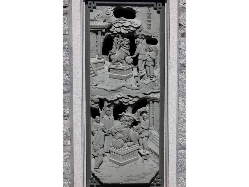 浮雕装饰块合集|寺庙古建-福建惠安县森源石材有限公司