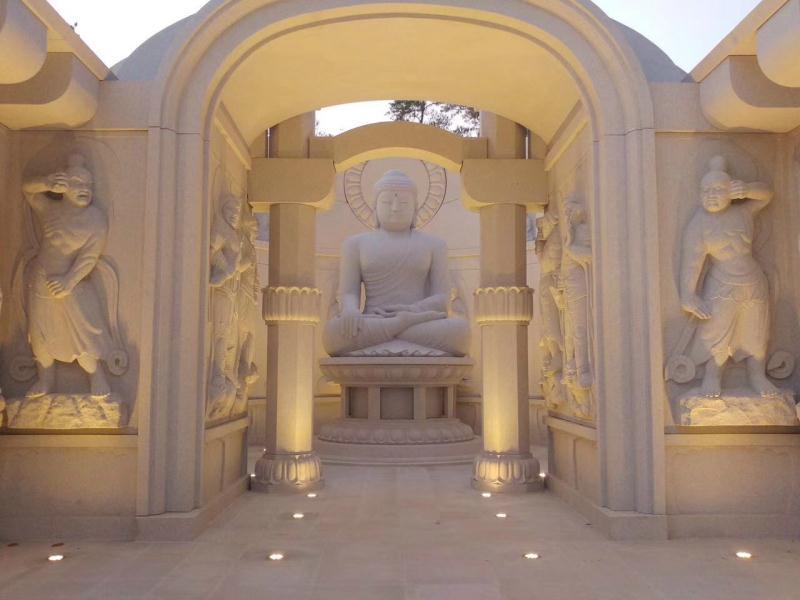 贵阳寺庙项目|寺庙古建-福建惠安县森源石材有限公司