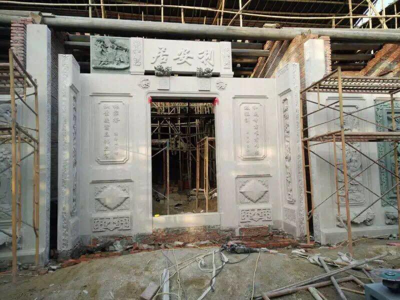 日常浮雕合集|寺庙古建-福建惠安县森源石材有限公司