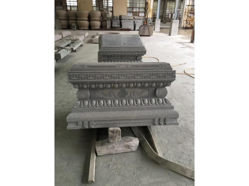 石狮麒麟合集|寺庙古建-福建惠安县森源石材有限公司