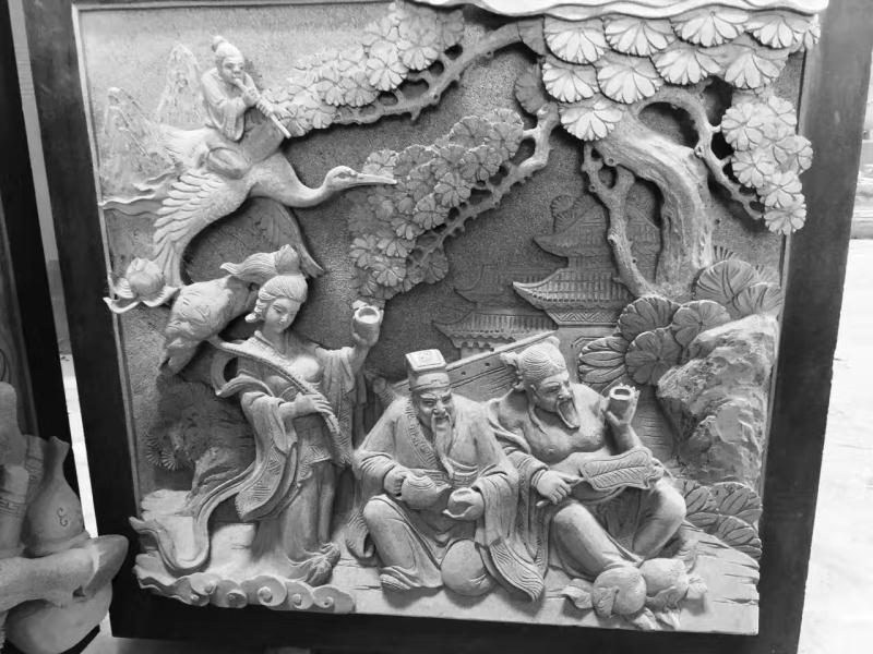 寺庙祠堂浮雕合集|寺庙古建-福建惠安县森源石材有限公司
