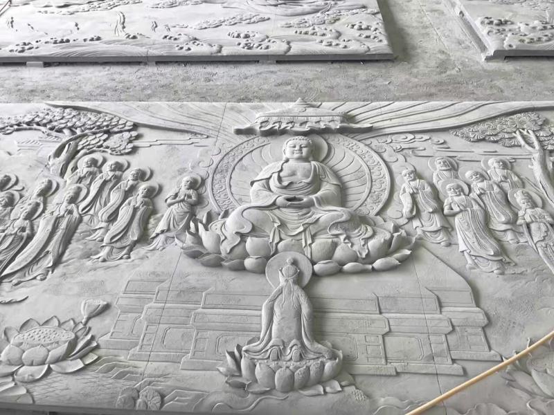 云南大理寺庙项目 寺庙古建-福建惠安县森源石材有限公司