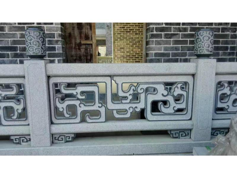 栏杆浮雕板|园林景观-福建惠安县森源石材有限公司