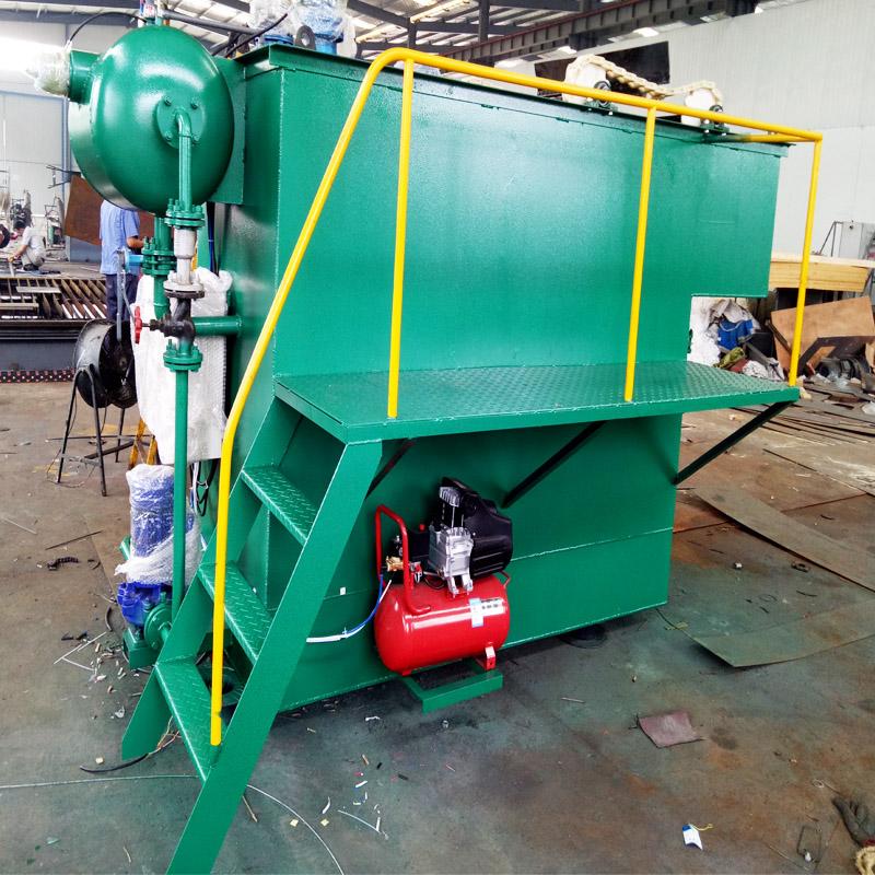 九台区溶气气浮机、屠宰污水处理设备 化工废水处理设备|污水处理设备-潍坊浩德环保水处理设备有限公司