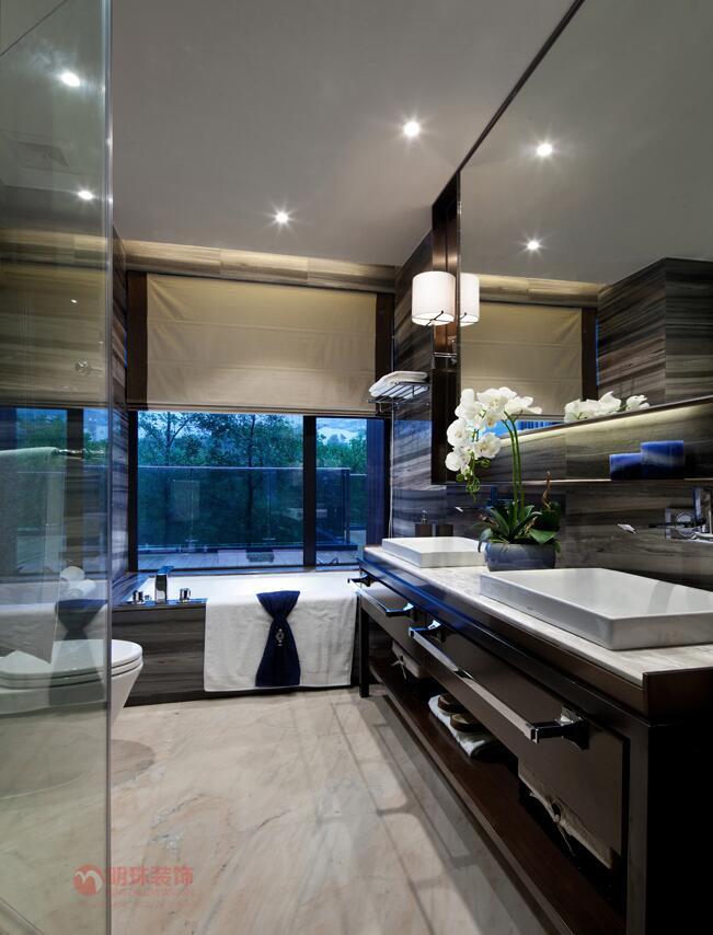 现代风格—空间设计 现代风格-泰州市明珠装饰工程有限公司