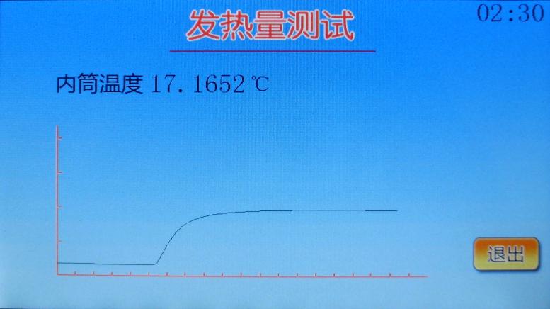 定温量热仪