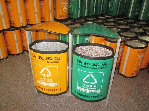 为什么垃圾桶要装有内桶-重庆旭雅文环保设备公司