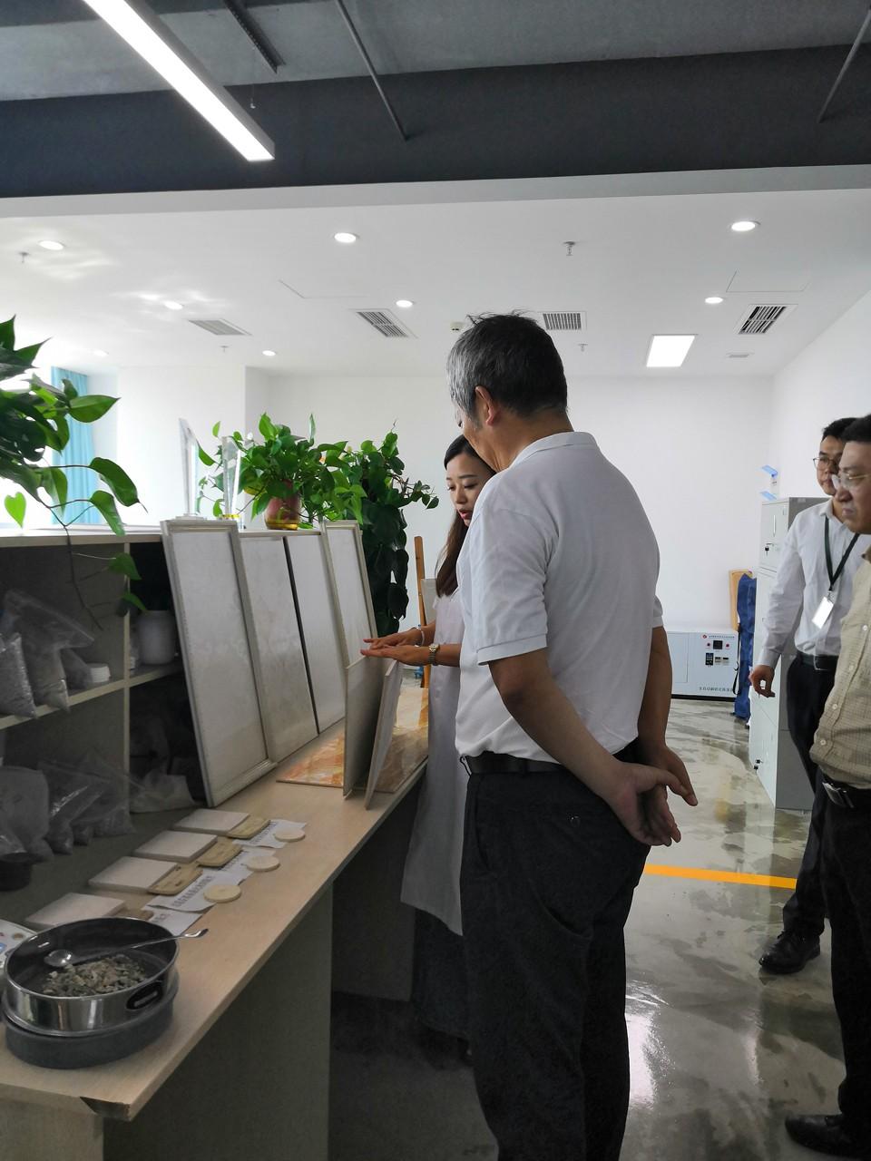 内江市政协副主席杨忠一行莅临内江博达科技|行业资讯-内江博达科技有限公司
