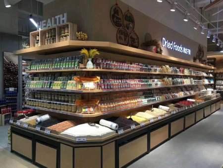定做超市货架您需求留意什么|新闻资讯-南岸区尧舜展柜制作部