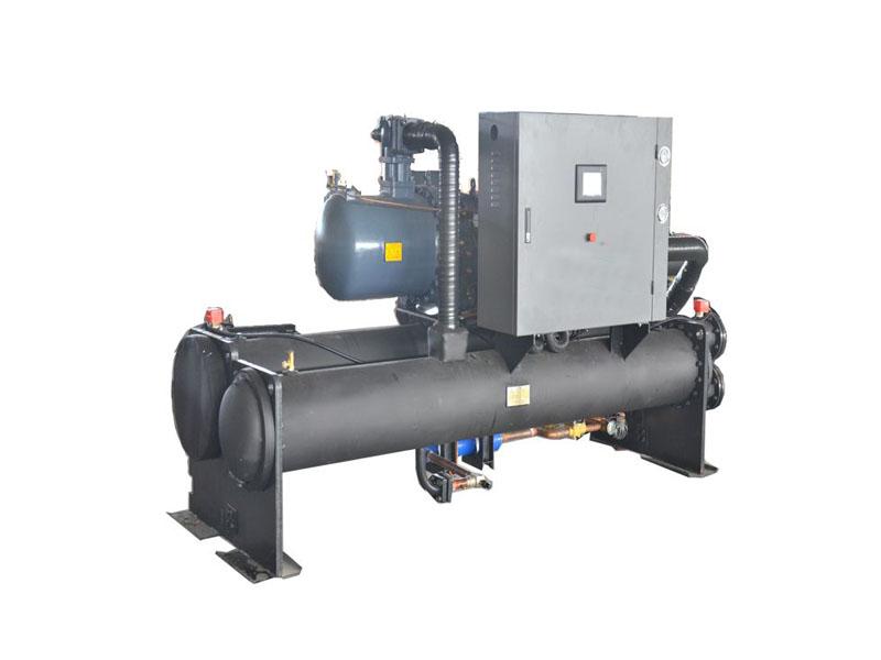 水地源熱泵