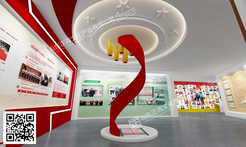 乡村振兴展览馆设计