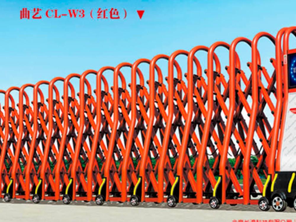 曲艺CL-W1|电动伸缩门-厦门金宏鑫信息科技有限公司