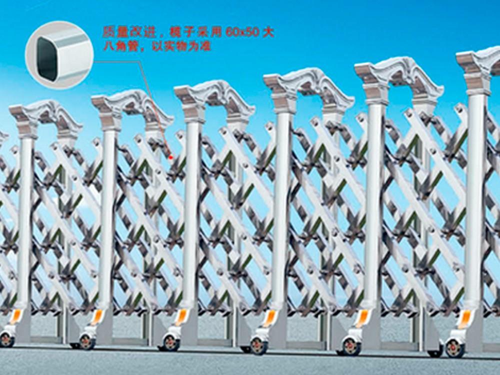 钻石钢盾4号|电动伸缩门-厦门金宏鑫信息科技有限公司
