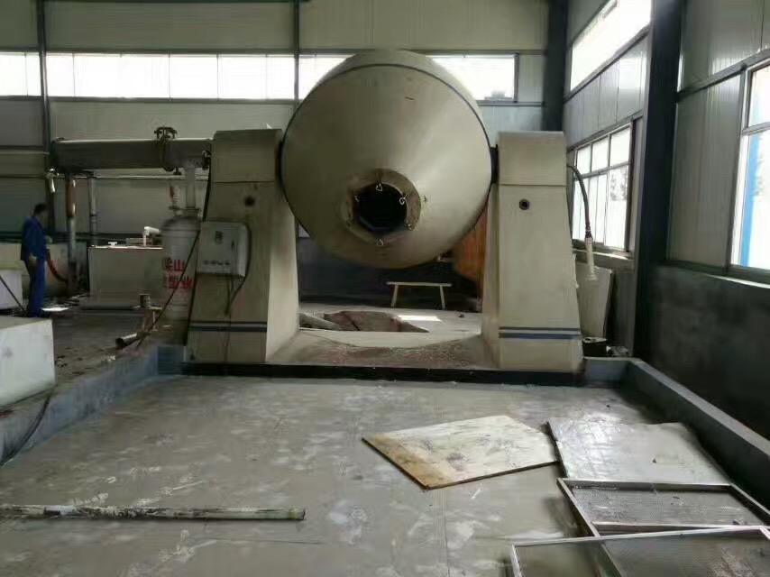 二手搪瓷双锥干燥机|干燥机-梁山首选二手设备购销有限公司