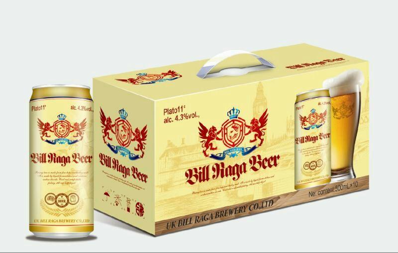 比尔拉格白啤