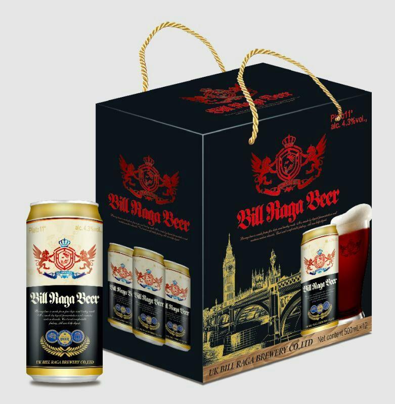 比尔拉格黑啤