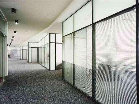 办公室隔断墙装修设计
