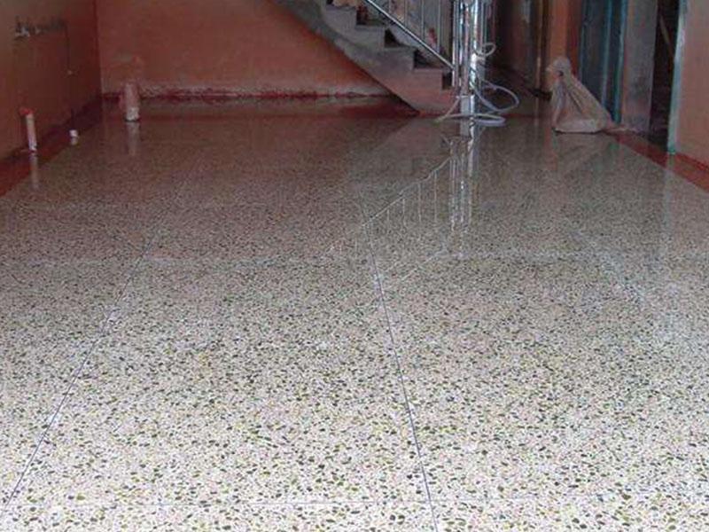 水磨石地坪|水磨石地坪-厦门竣豪建筑工程有限公司
