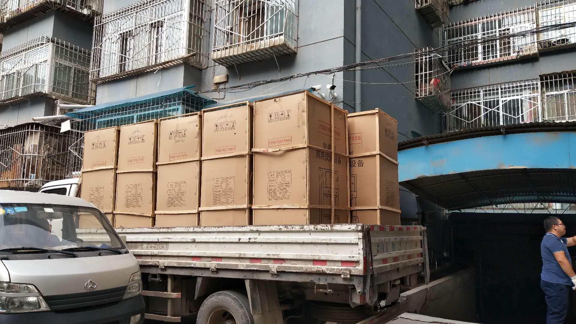 9月初格瑞思凯各地经销商发货篇 水处理成功案例-甘肃格瑞思凯环保科技有限公司