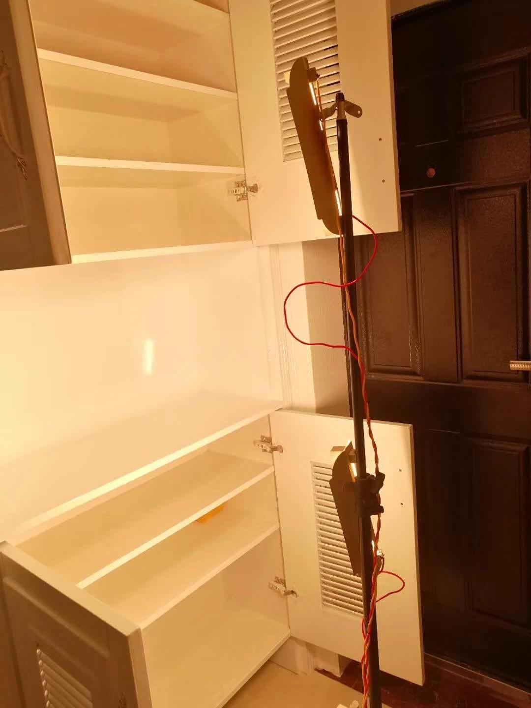 施工前烤灯对加速甲醛挥发更有效 解决方案-武汉小小叶子环保科技有限公司
