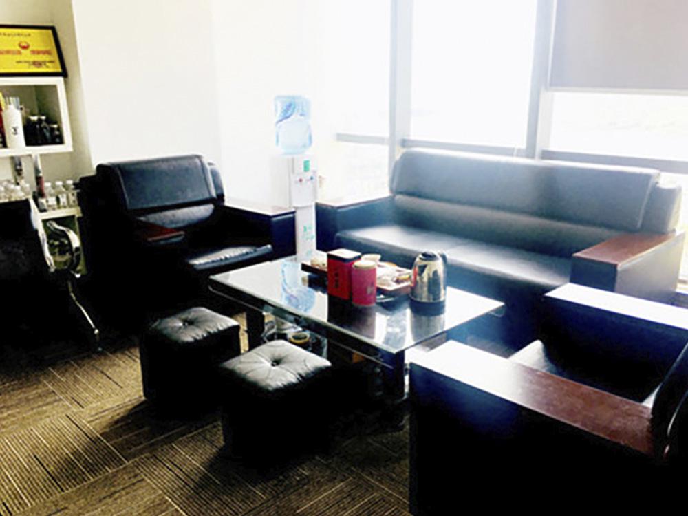 會客室-會客室- 企業風采-廈門合欢视频app色版新材料有限公司