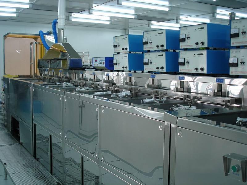 电镀行业环保超声波清洗设备-聚和超声波设备厂家