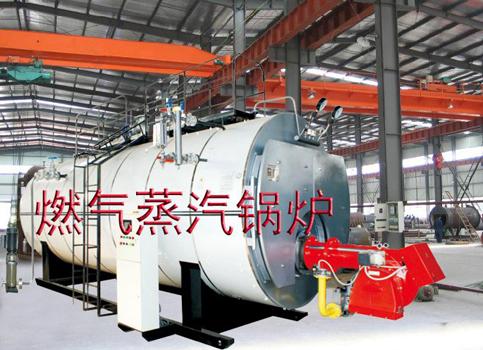 低氮环保-燃气蒸汽锅炉
