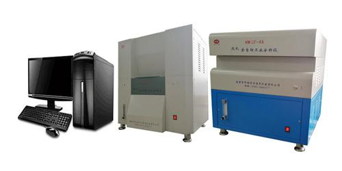 HWGF-4A4B微机全自动工业分析仪
