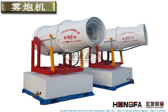 植保机械-雾炮机|农业植保机械设备-广西宏发重工机械有限公司