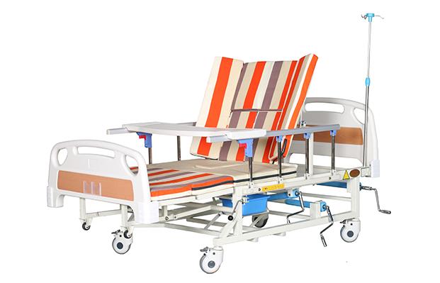 手动多功能翻身床|多功能护理床- 衡水医疗器械