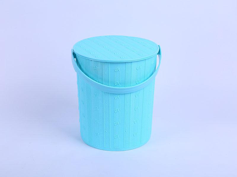 塑生源带盖钓鱼桶 7809|钓鱼桶-临沂市伟杰家居用品有限公司