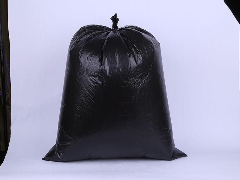 物业专用平口垃圾袋7163 平口垃圾袋-临沂市伟杰家居用品有限公司