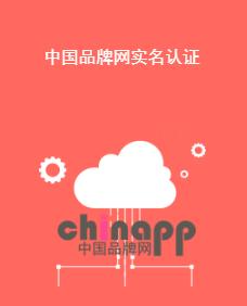 中国品牌网实名认证