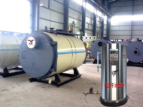 不锈钢-电开水炉
