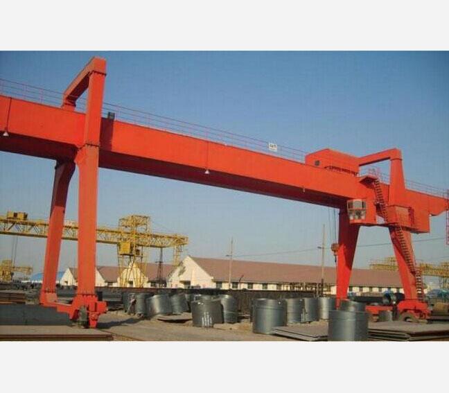 MH型电动葫芦门式起重机