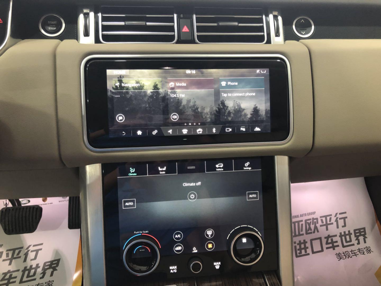 18款路虎揽胜 行政版 SE 路虎-辽宁博亚欧汽车销售服务有限公司
