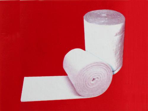 硅酸用丝纤维毯