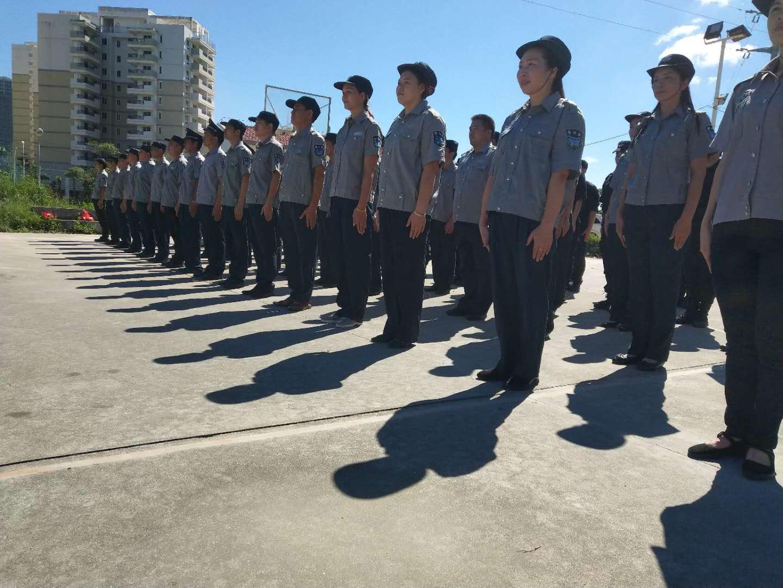 保安培训|保安培训-厦门市鹰吉利保安服务有限公司.