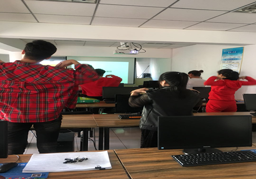 国健环境安全知识讲座|学校新闻-盘锦辽河职业培训学校