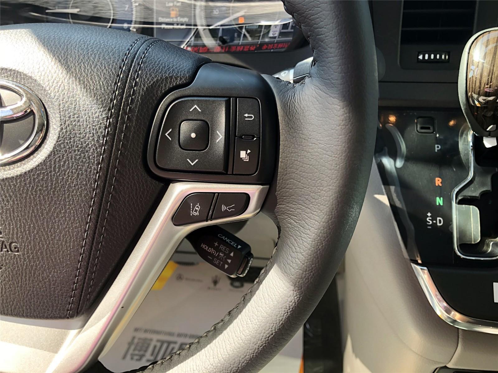 18款丰田塞纳 XLE 四驱 丰田-辽宁博亚欧汽车销售服务有限公司