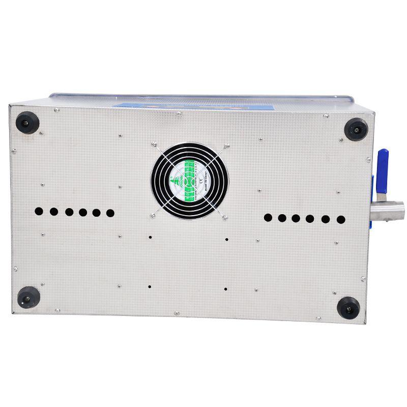 【大型超声波清洗机】超声波清洗的优点有哪些?