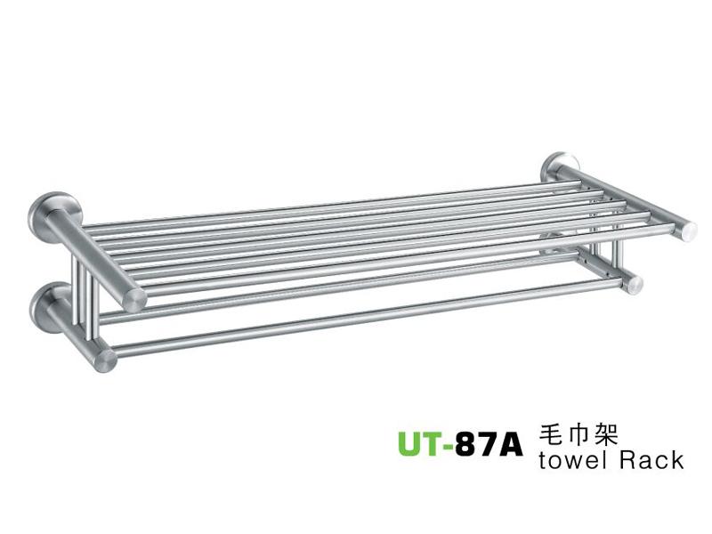 UT-87A毛巾架|卫浴置物架-毛巾架-高要市金利镇金一恒美装饰五金厂