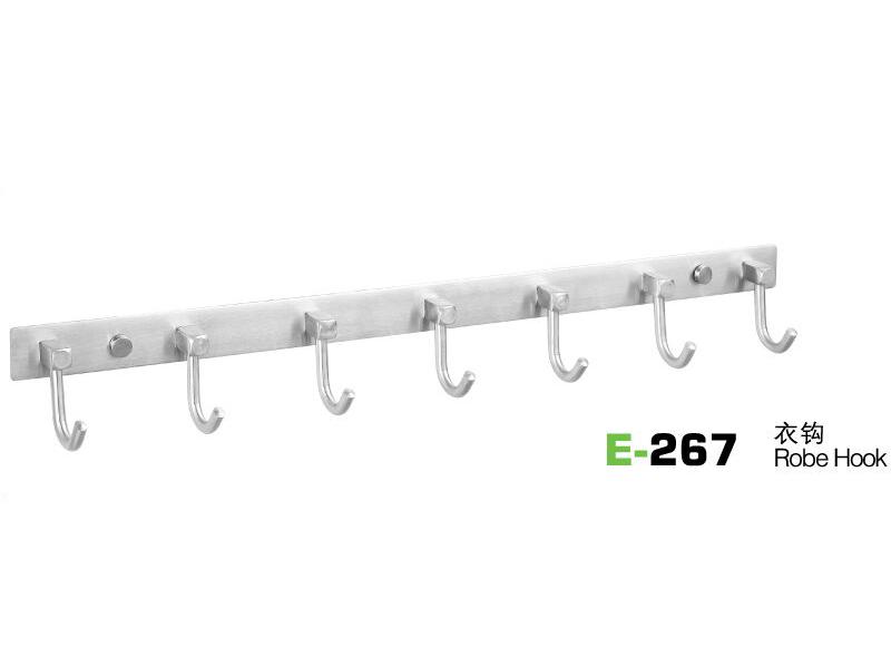 E-267衣钩|不锈钢挂钩-挂钩-高要市金利镇金一恒美装饰五金厂