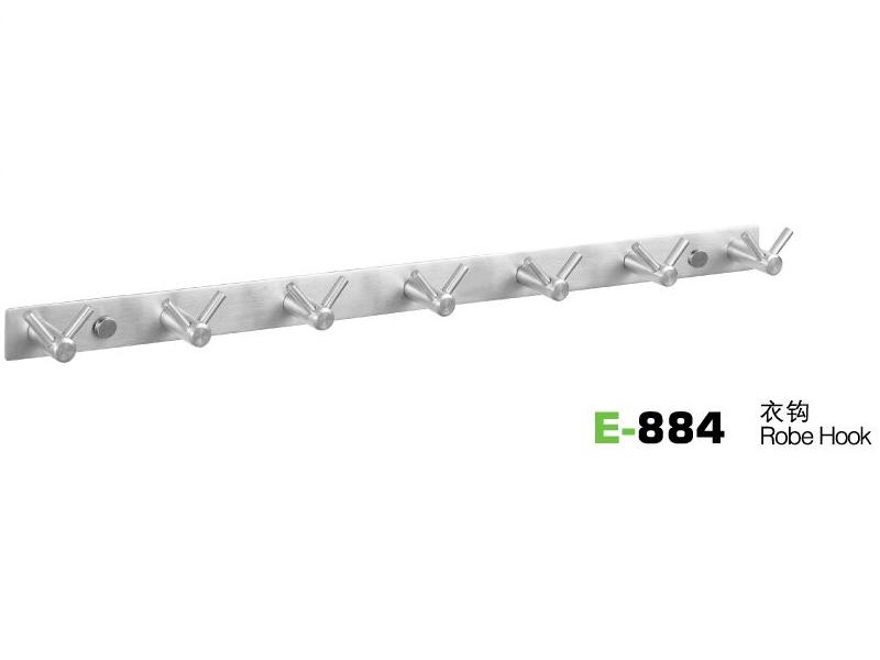 E-884衣钩 不锈钢挂钩-挂钩-高要市金利镇金一恒美装饰五金厂