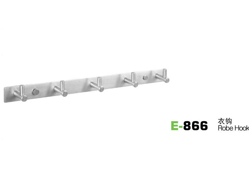 E-866衣钩|不锈钢挂钩-挂钩-高要市金利镇金一恒美装饰五金厂