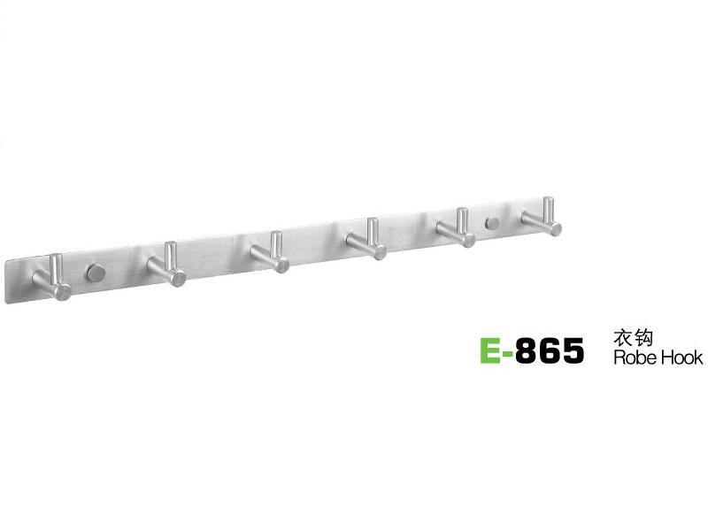 E-855衣钩|不锈钢挂钩-挂钩-高要市金利镇金一恒美装饰五金厂
